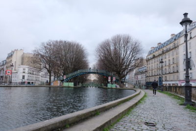 Paris Must Visit Attractions And Places Of Interests - Canal Saint-Martin