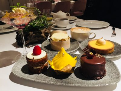 Modern European Classics Take Centrestage At Tablescape In Grand Park City Hall Hotel - Dessert