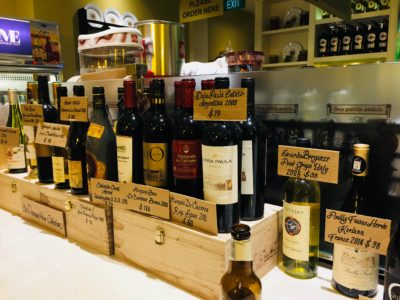 Pastaria Abate, A Passion of Italy Offering Homemade Pasta At Craig Road - Wine