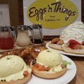 Eggs 'n Things With Eggs And Pancake For All Day Breakfast At Plaza Singapura - Eggs and Pancake