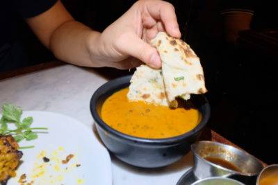 Dishoom, Old Irani Cafes Of Bombay In The Heart Of London At King's Cross - House Black Daal (£5.90)