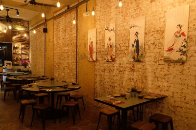 The Chinese Kitchen 厨神私房菜 At Cavan Road, Whipping Extremely Delicious Dishes - Interior