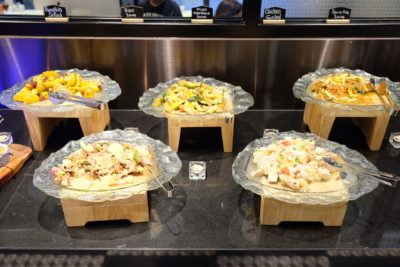 Straits Cafe @ Hotel Rendezvous Launching Favourites Of The Straits Buffet Spread - More Salad