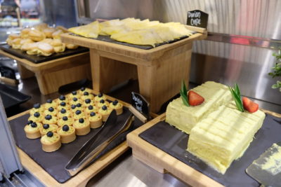 Straits Cafe @ Hotel Rendezvous Launching Favourites Of The Straits Buffet Spread - Durian Desserts