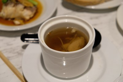 Straits Cafe @ Hotel Rendezvous Launching Favourites Of The Straits Buffet Spread - Double-boiled Herbal Soup