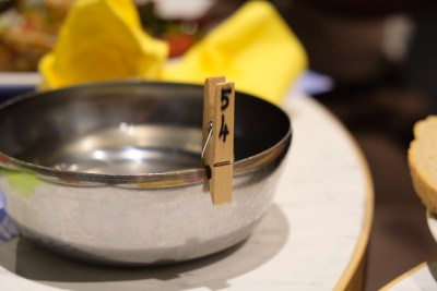 Straits Cafe @ Hotel Rendezvous Launching Favourites Of The Straits Buffet Spread - Wooden Clip for Cze Char