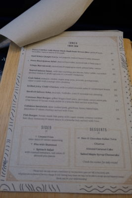 Common Man Stan Cafe By Common Coffee To Hang Out For Brunch At Stanley Street - All Day Breakfast Menu