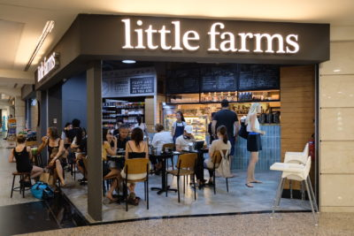 Little Farms Cafe At Valley Point Dishing All Day Breakfast & Brunch Using Fresh Produce - Overview