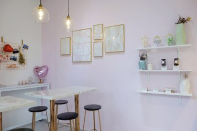 Purist Patisserie At Jalan Pelikat Specialises In French Entremet - Interior