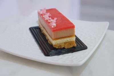 Purist Patisserie At Jalan Pelikat Specialises In French Entremet - Pink Panther ($8)