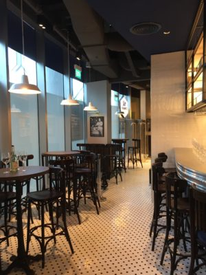 So France @ Duo Galleria, 100% French Experience Le Bistro-Epicerie - Interior
