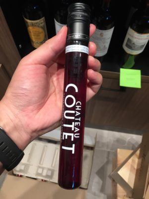 So France @ Duo Galleria, 100% French Experience Le Bistro-Epicerie - Wine in small tube