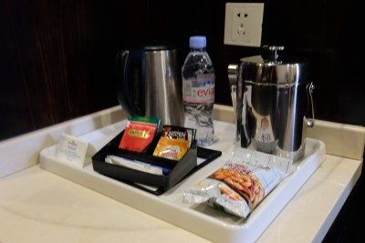 Howard Johnson Huaihai Hotel Off Huaihai Middle Road At A Very Central Location - Some amenities in the Room