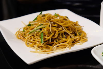 Bellagio Cafe 鹿港小镇上海, Offering Home-feel Taiwanese Food In Iapm Mall - Noodle