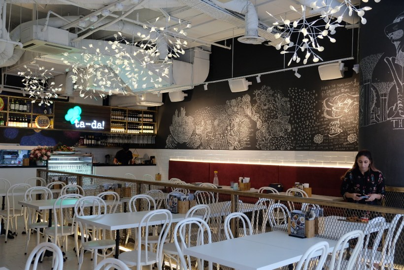 Ta-Da! The Bistro At Manualife Centre With Chef Formerly From Joel Robuchon - Interior View