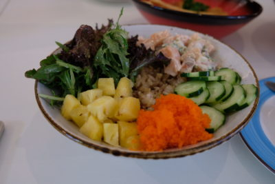 Ta-Da! The Bistro At Manualife Centre With Chef Formerly From Joel Robuchon - Build Your Own Poke ($18)