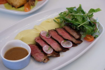 Ta-Da! The Bistro At Manualife Centre With Chef Formerly From Joel Robuchon - Wagyu Striploin ($24.90)