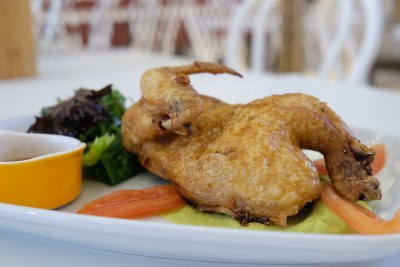 Ta-Da! The Bistro At Manualife Centre With Chef Formerly From Joel Robuchon - Corn Fed Chicken ($17.90)