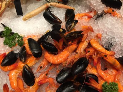 The Freshest Themes at J65 At Hotel Jen Tanglin - Fresh Seafood