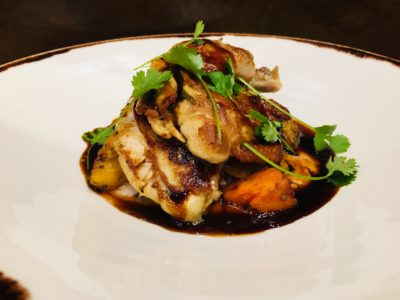 PORTA's Refreshed A La Carte Menu Led by Executive Chef Alex Phan - Spring chicken ($24++)