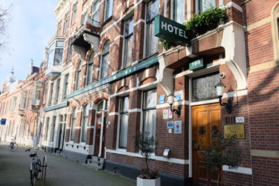 Hotel van Walsum Rotterdam Cosy Hotel With Good Vibes - Facade