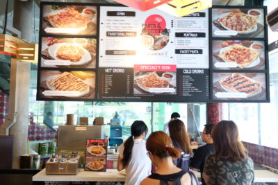 Makanista At Tampines Mall, A Food Court Offering Local Food With A Local Twist - Prata & Dessert