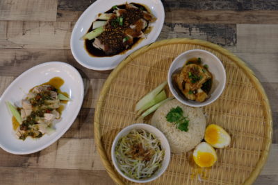 Makanista At Tampines Mall, A Food Court Offering Local Food With A Local Twist - Combo Meal - Duo ($16.50)