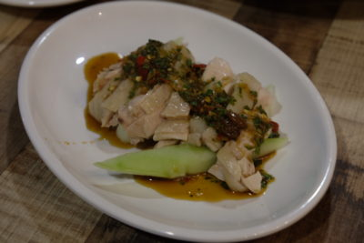 Makanista At Tampines Mall, A Food Court Offering Local Food With A Local Twist - Thai Style Chicken