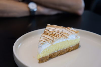 Columbus Coffee Co At Upper Thomson By The Same Folks Behind Atlas And Lunar Coffee - Lemon Meringue Tart ($7.50)