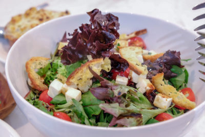 The Cheese Artisans At Greenwood Avenue Has More Than Cheeses - Aged Feta Salad ($12)