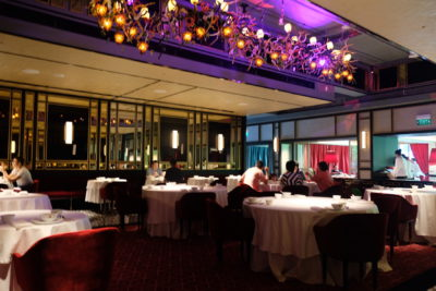 Madame Fan By Alan Yau At The NCO Club - Dinning Area