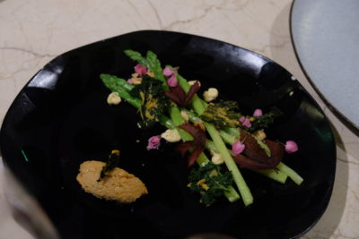 Open Farm Community New Dishes By New Culinary - Thai Asparagus Salad ($18)