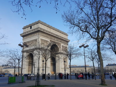 Paris Must Visit Attractions And Places Of Interests - Arc de Triomphe