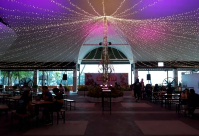 One Faber Group @ Sentosa Grillfest – Dinning Area