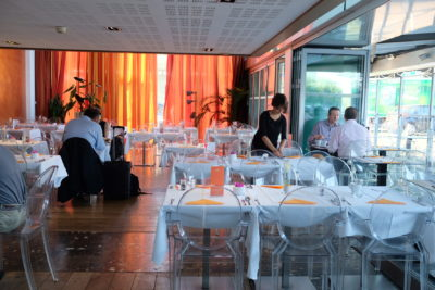 Crowne Plaza Lille - Euralille, A Business Hotel Directly Opposite Euralille Train Station - Breakfast Restaurant