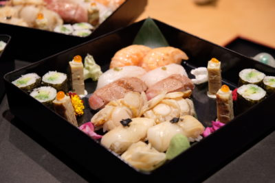 Singapore Restaurant Festival 2018, Dine And Get Rewarded - The Flying Squirrel, Sushi Set