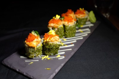 Singapore Restaurant Festival 2018, Dine And Get Rewarded - The Flying Squirrel, Sushi
