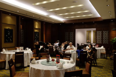 Tien Court Offering 53% Discount For Dim Sum At Copthorne Kings - Interior
