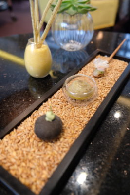 Le Baudelaire, A One Michelin Star French Restaurant Near The Louvre - Amuse Bouche