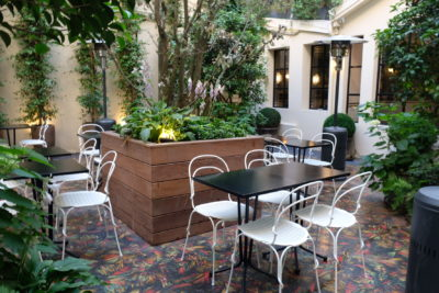 Hotel Bienvenue Paris In Opera Area With Subway Within Walking Distance - Courtyard