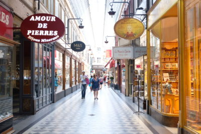 Paris Must Visit Attractions And Places Of Interests - Passage Jouffroy