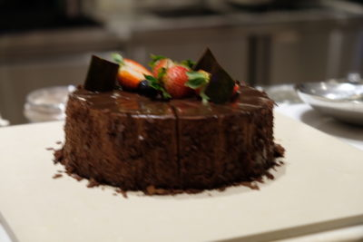 Go Local Buffet At Four Points Eatery In Four Points By Sheraton Singapore Riverview - Chocolate Mousse Cake