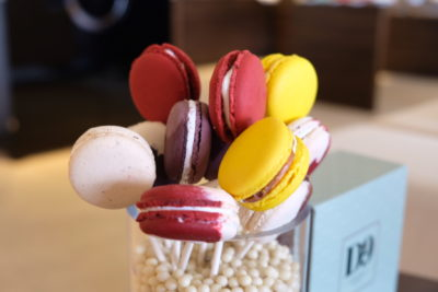 D9 Cakery Hilton Singapore Launching Paris & Tokyo Inspired Cake Collection - More macarons