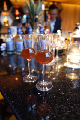 A Spin Of Classic Cocktails At Caffe B On Ann Siang Hill – The Vintage Negroni ($22++)