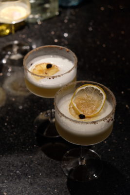 A Spin Of Classic Cocktails At Caffe B On Ann Siang Hill - Classic Margarita ( $25++)