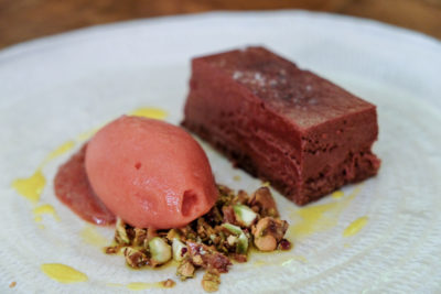 The Butcher's Wife, A Gluten-Free Restaurant, At Yong Siak Street - Chocolate Pave ($15)