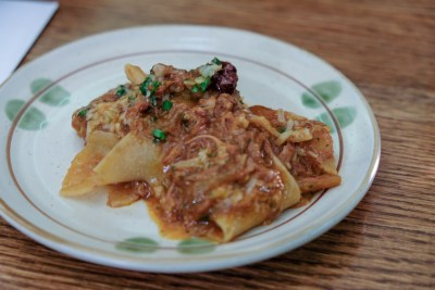 The Butcher's Wife, A Gluten-Free Restaurant, At Yong Siak Street - The Butcher's Wife, A Gluten-Free Restaurant, At Yong Siak Street - Pasta of Chestnut Papardelle