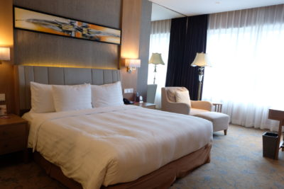 Crowne Plaza Shanghai Noah Square In Putuo - Room View