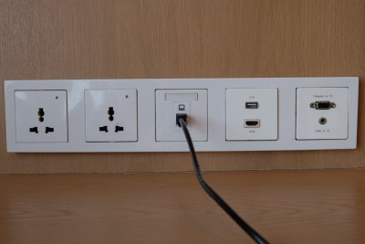 Crowne Plaza Shanghai Noah Square In Putuo - Plugs