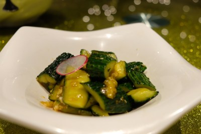 See The Sea 78 看海78 At Putuo Fresh Seafood And Many Delish Items - Appetiser, Marinated Cucumber